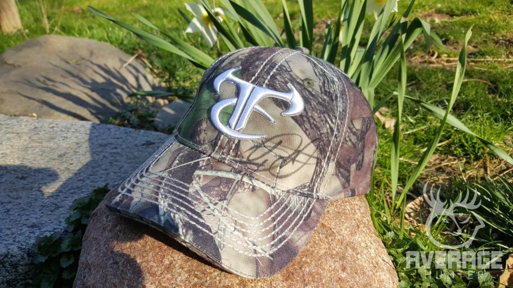 Dale Earnhardt Signed Cap 1