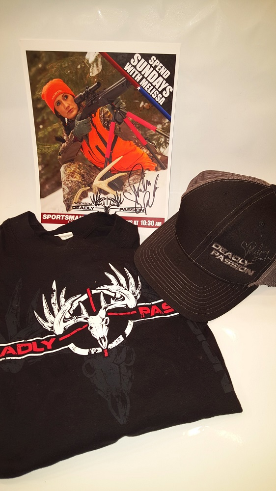 Melissa Bachman Deadly Passion Signed