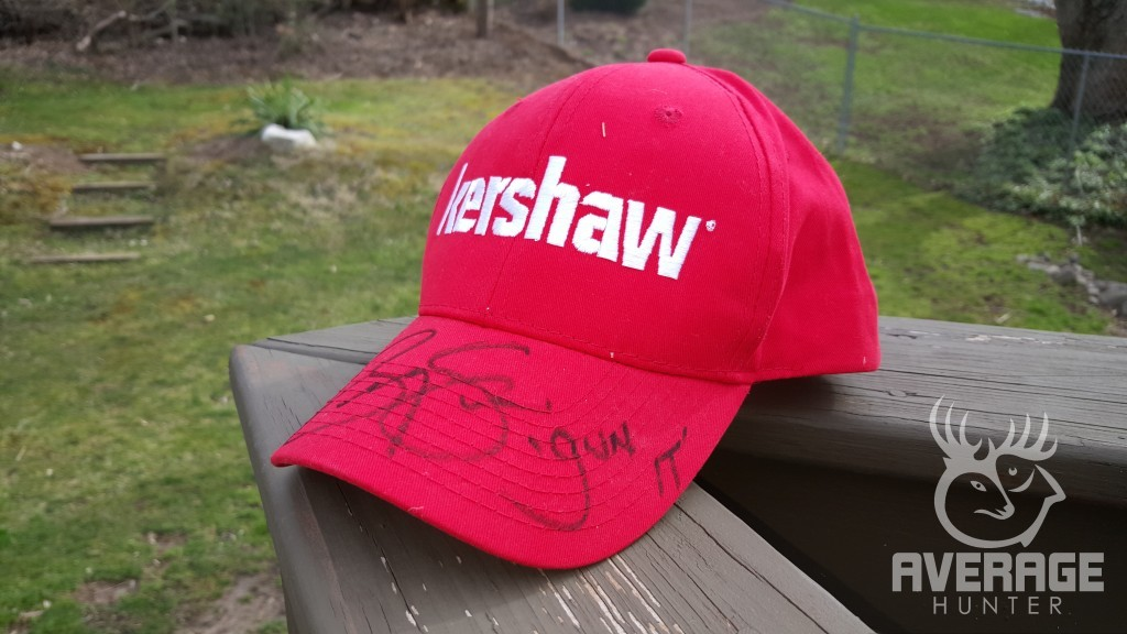 Benny Spies Kershaw Signed Cap