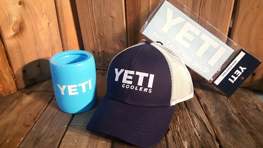 YETI Coolers Hat Package with Opener