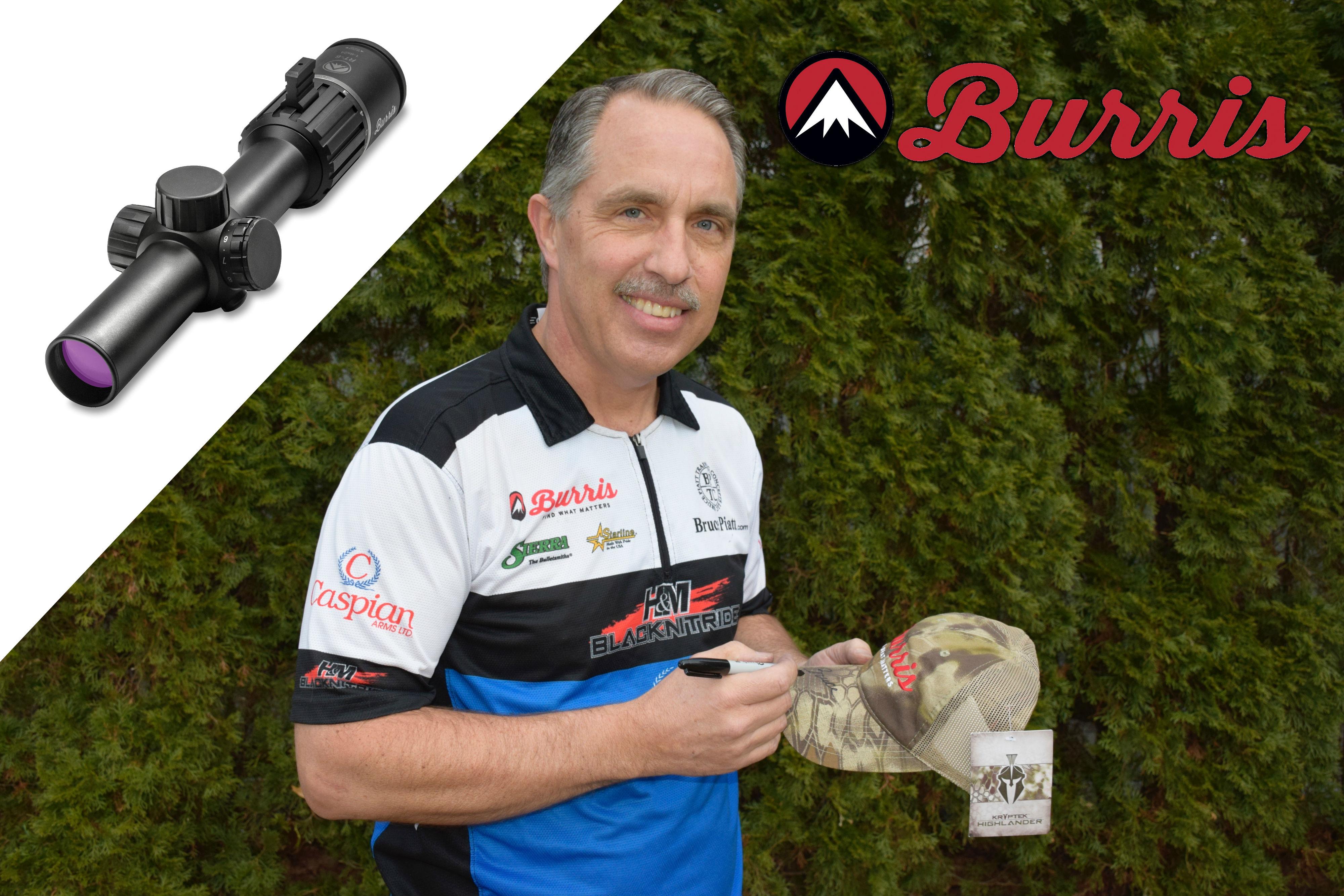 Burris Optics Bruce Piatt