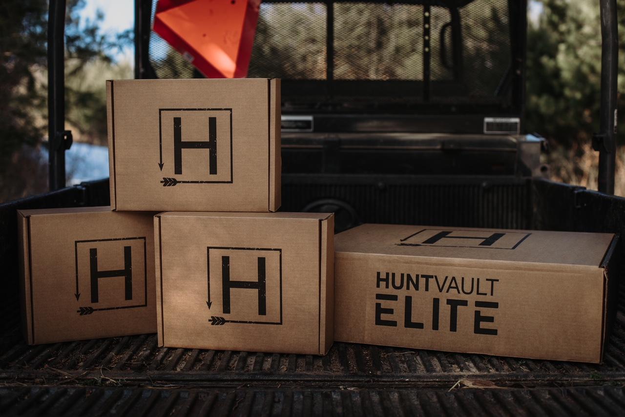huntvault auction donation