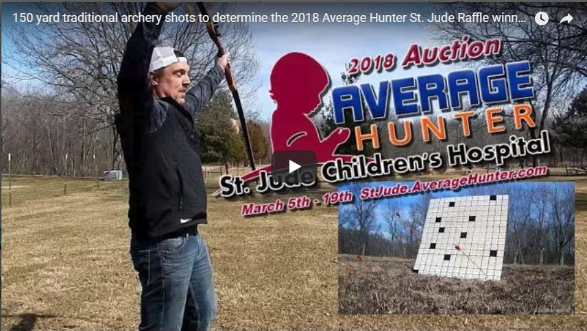 St Jude Raffle Matt Staser Obsession Bows Mission Archery