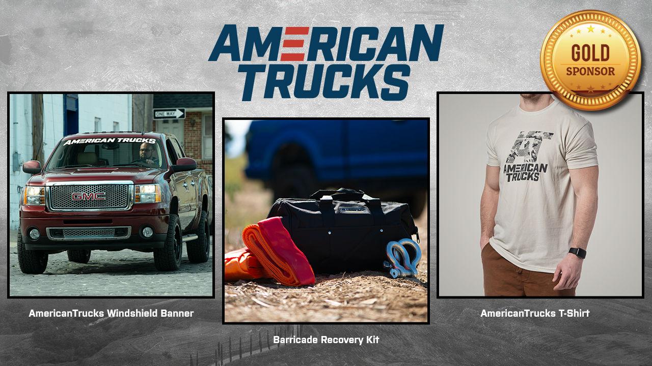 American Trucks auction St. Jude