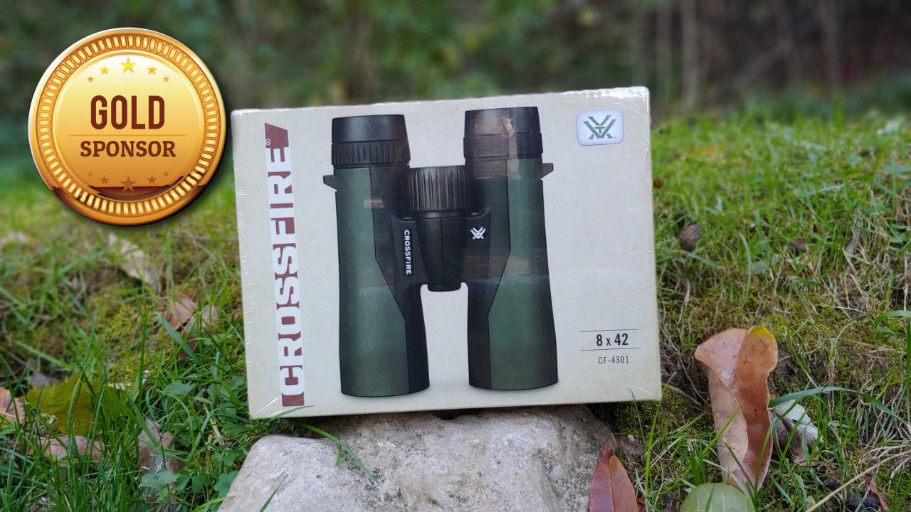 Vortex Optics - 8x42 Crossfire Binocular